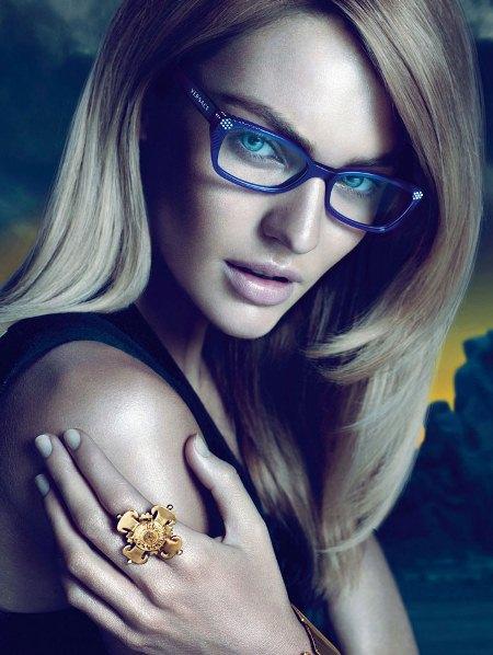 Consejos de belleza para las mujeres que llevan gafas.