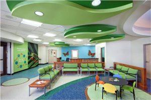 decoración del consultorio pediátrico 300x199 Consejos  útiles para la decoración del consultorio pediátrico