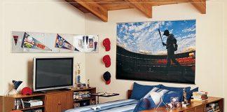 decorar la habitación de su hijo adolescente