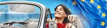 visitar Europa en coche