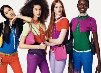 El color de la ropa según el tono de la piel