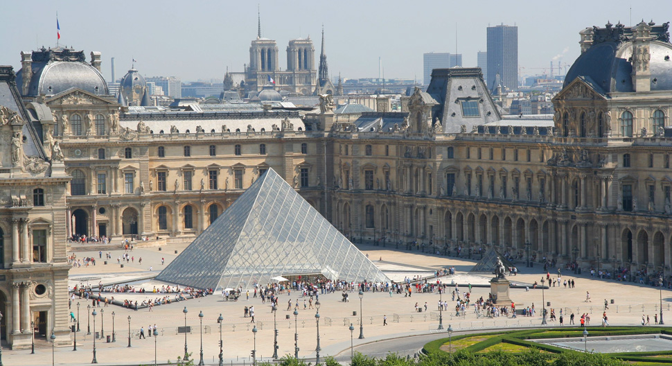 Museo louvre paris Cómo llegar fácilmente a las principales atracciones turísticas de París