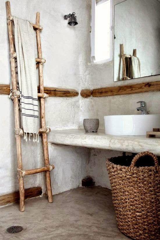 Decorar Baño Rustico:decorar el baño rústico