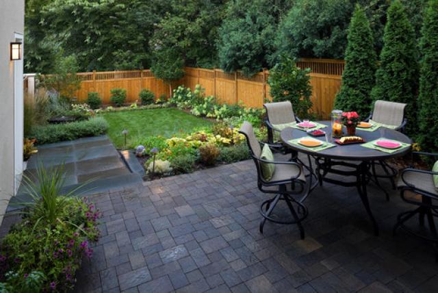 decorar un jardín exterior Cómo decorar un jardín exterior