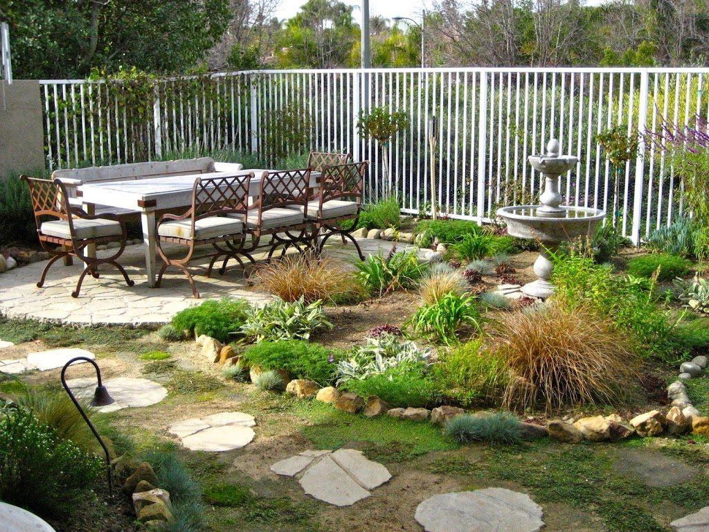 decorar un jardín exterior2 1024x768 Cómo decorar un jardín exterior