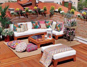 decoration for terraces 300x230 Tips de decoración para terrazas