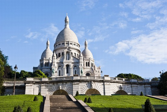 sacre coeur a paris Cómo llegar fácilmente a las principales atracciones turísticas de París