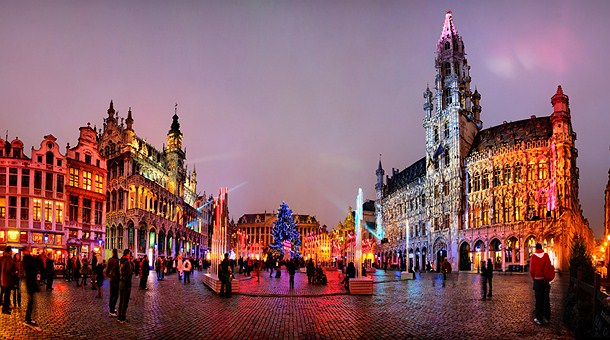 bruselas Conoce Bruselas, la capital de Bélgica