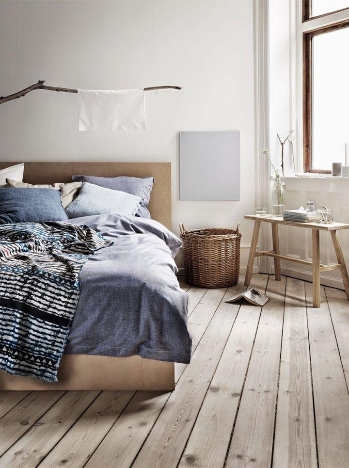Ideas para decorar dormitorios revista family - Decoracion dormitorio rustico ...