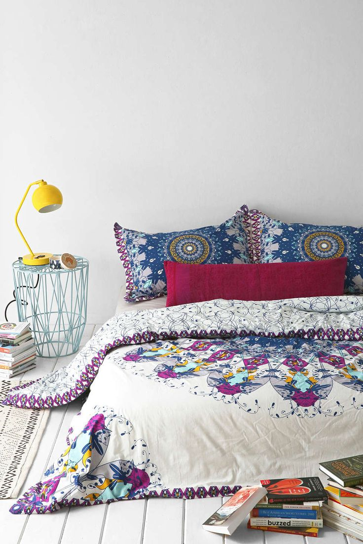 decorar dormitorios estilo bohemio