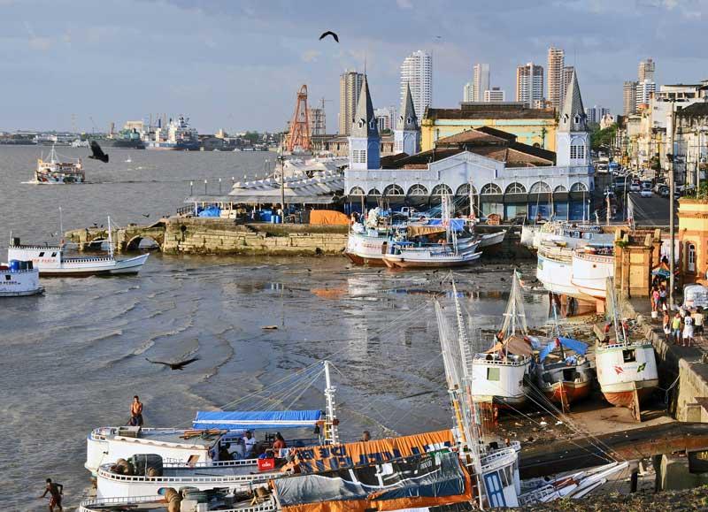 Belém Turismo en Brasil