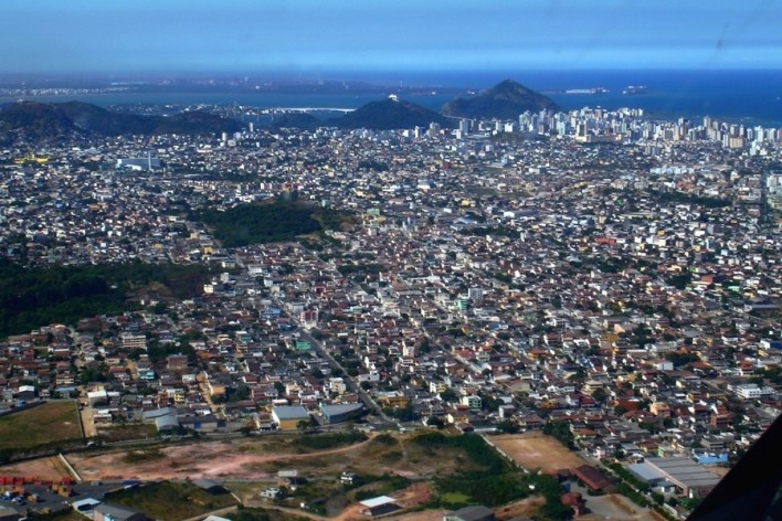 Turismo en la ciudad de vit ria brasil revista family for Ciudad jardin vitoria