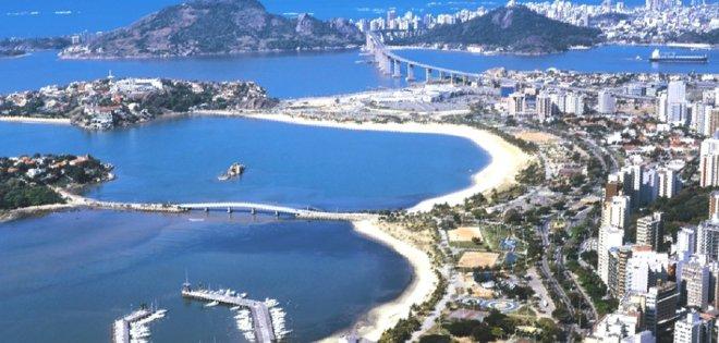 vitoria brasil Turismo en la ciudad de Vitória, Brasil