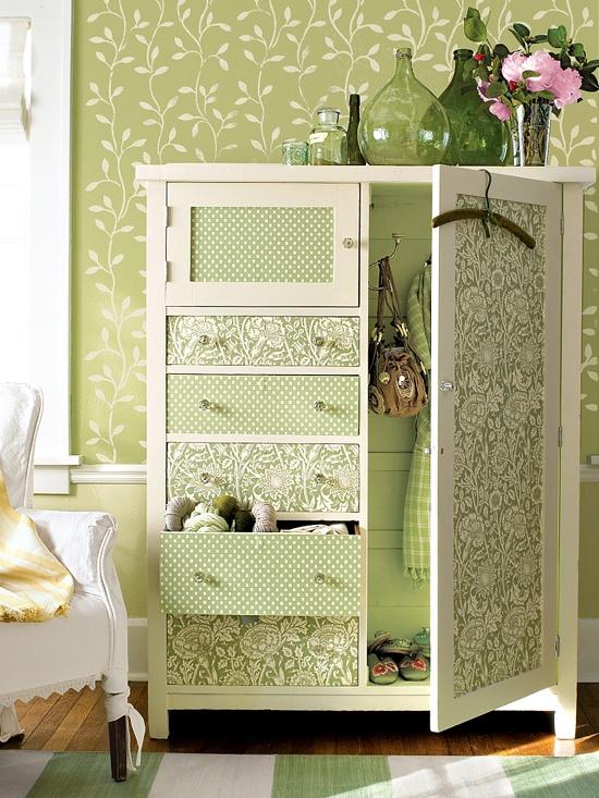 Restaurar muebles viejos - Revista Family