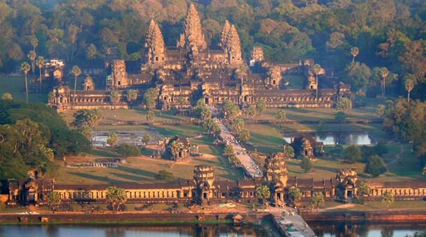 Templos de Angkor  Los Templos de Angkor
