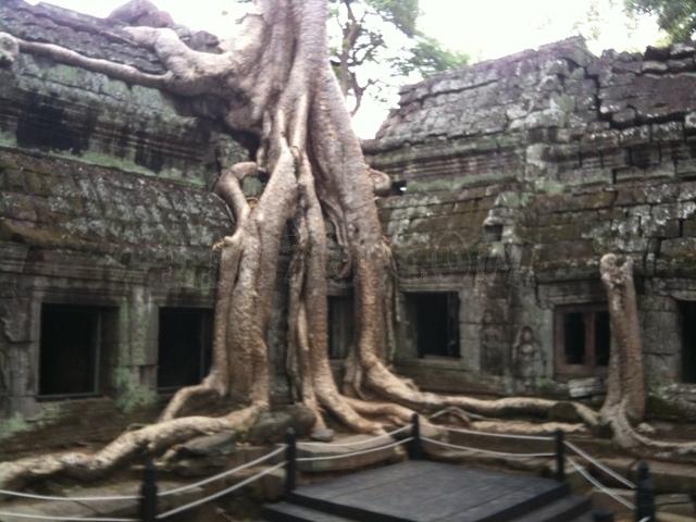 %name Los Templos de Angkor