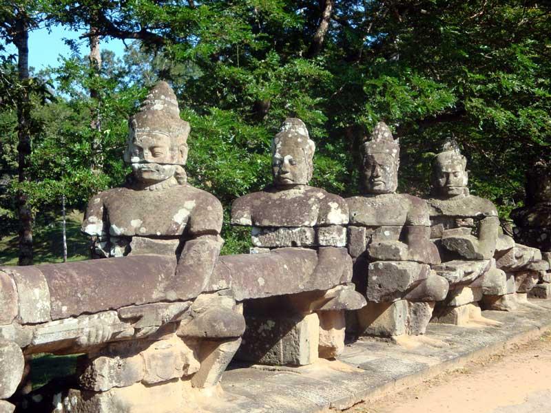 Templos de Angkor 4 Los Templos de Angkor