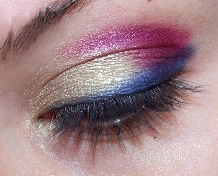 Maquillaje noche Colores metalicos 2 Maquillaje de noche: Colores metálicos