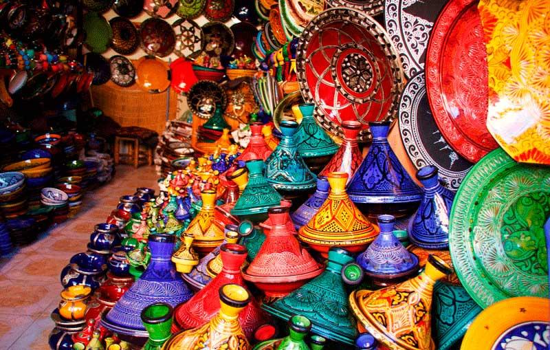 Marrakech 1 Marrakech es uno de los destinos turísticos de Marruecos