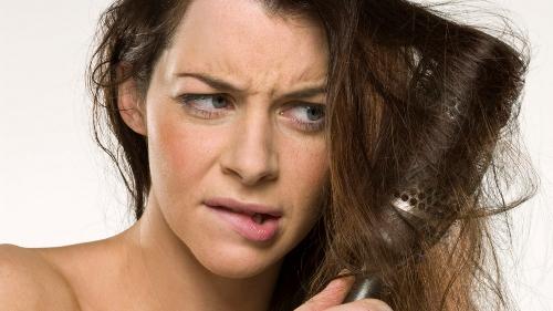 cabello radiante 2 Trucos para tener un cabello radiante.