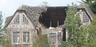casa necesita una reparación