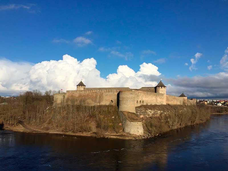 castillo narva Qué hacer y ver en Estonia al ir de turismo