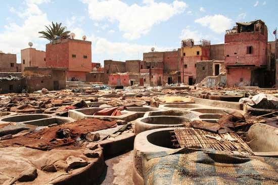 marrakech 2 Marrakech es uno de los destinos turísticos de Marruecos