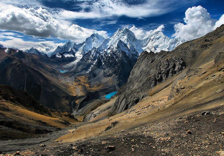 Cordillera Blanca  Los 10 mejores lugares para ir a acampar