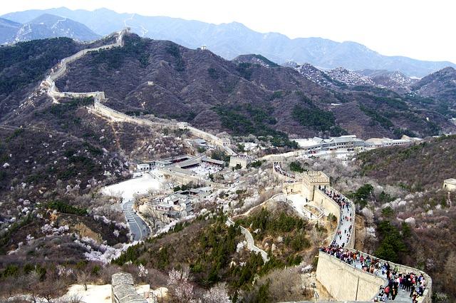 gran Muralla China La gran Muralla China un lugar encantador