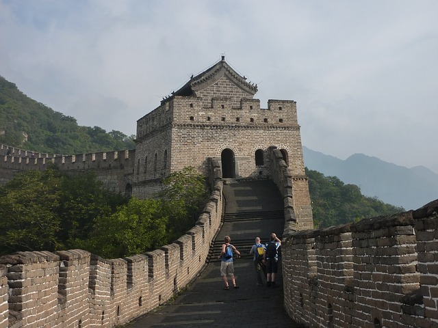 gran Muralla China 1 La gran Muralla China un lugar encantador