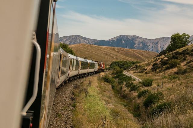 viaje en tren Estrategias para que todo te salga bien en un viaje en tren