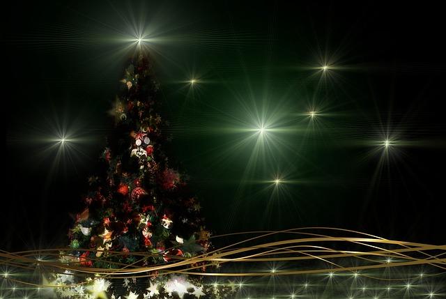 caractersticas de los adornos de rboles de navidad - Imagenes Arboles De Navidad