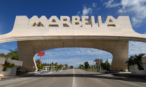 Visitar marbella
