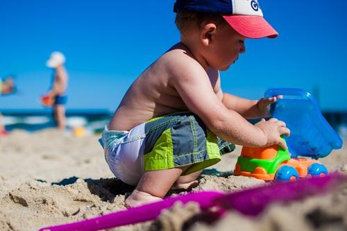 viajar con niños playa Donde viajar con niños en cualquier época del año