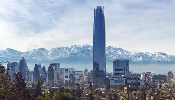 sky costanera santiago chile Visita el Sky Costanera en Santiago, el mirador más alto de América Latina
