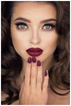 maquilla mujer Importancia de saber maquillarse para la mujer