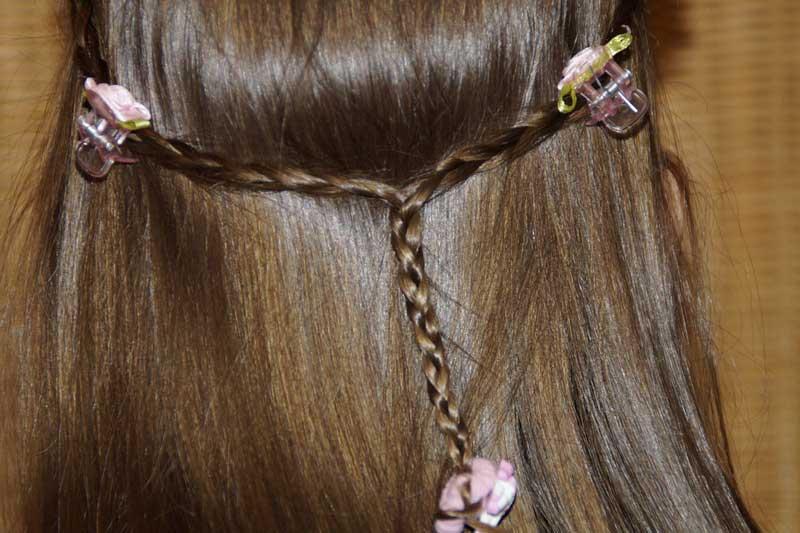 Trenzas de corona Descubre como peinarte a la moda