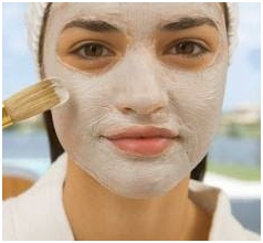 mascarilla facial Aprende a hacer tus propias mascarillas faciales