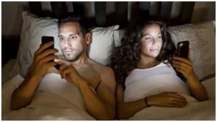 redes sociales pareja Las parejas más felices son las que menos aparecen en las redes sociales