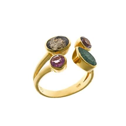 anillo 5 joyas de diseño perfectas para lucir este verano.