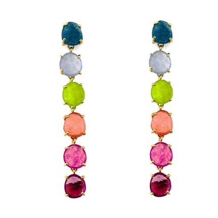 pendientes 5 joyas de diseño perfectas para lucir este verano.