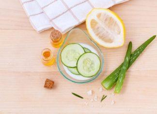 recetas caseras limpieza de la piel