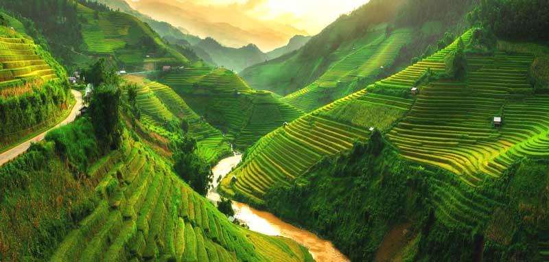 viajar vietnam Fabulosos destinos para considerar del continente Asiático