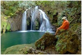 lago azul brasil 5 destinos turísticos de Brasil que desearas conocer