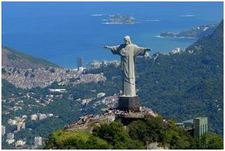 rio de janeiro 5 destinos turísticos de Brasil que desearas conocer