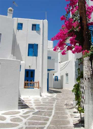 Mykonos viaje Mykonos, la isla de la diversión en Grecia