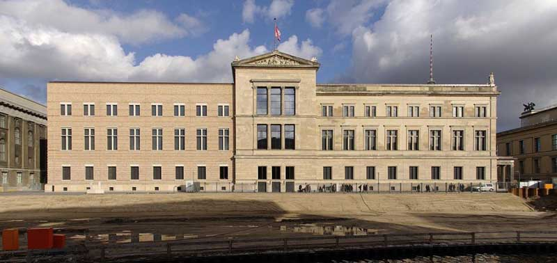 museo Nuevo Isla de los Museos en Berlín