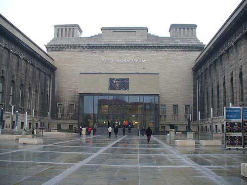 museo Pergamo Isla de los Museos en Berlín