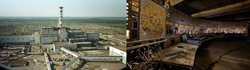 central nuclear chernobil La ciudad más espeluznante del mundo: Chernobil
