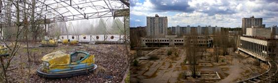 chernobil ciudad visitar La ciudad más espeluznante del mundo: Chernobil
